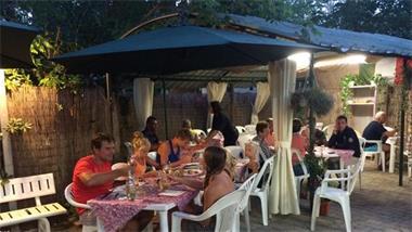 Grote foto stacaravan toscane itali bij zee 3 slaapkamers vakantie kids mee op reis