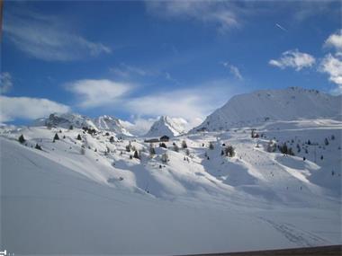 Grote foto luxe skiappartementen in de franse alpen vakantie wintersport