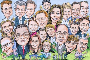 Grote foto crazy cartoons karikaturen diensten en vakmensen algemeen