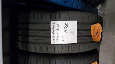 Grote foto 195 55 16 87 h continental 80 euro per stuk. auto onderdelen banden en velgen