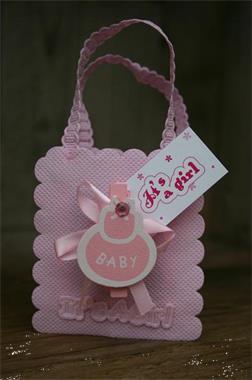 Grote foto geboorte bedankjes zelf maken. kinderen en baby overige babyartikelen