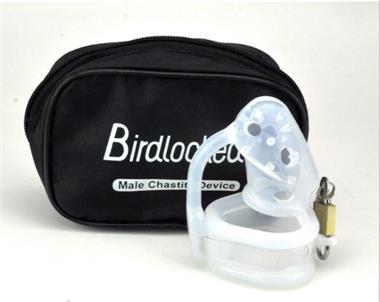 Grote foto birdlocked pico siliconen spikes chastity cage erotiek kuisheidskooien