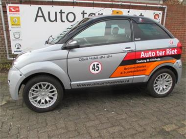 Grote foto onderhoud aan brommobiel 45 km auto diensten en vakmensen verhuur auto en motor