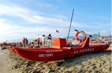 Grote foto stacaravan aan zee camping met zwembad toscane caravans en kamperen campings