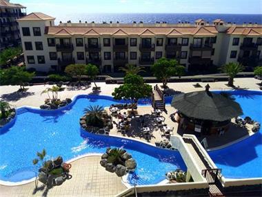 Grote foto tenerife appartementen zeezicht balcon del mar vakantie spaanse kust