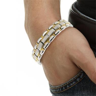 Grote foto magneet therapie met armbanden beauty en gezondheid gezondheidssieraden