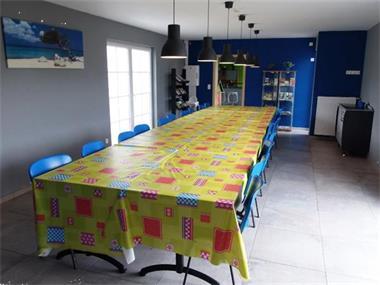 Grote foto groepshuis tot 30p met wellness en tennisbaan vakantie belgi