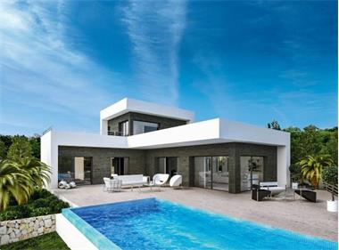 Grote foto moderne exclusieve villa benissa costa blanca vakantie spaanse kust