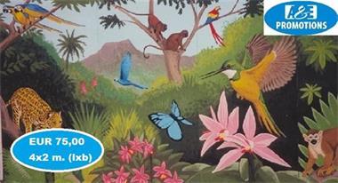 Grote foto huren jungle rekwisieten amsterdam 0599 416200 diensten en vakmensen entertainment