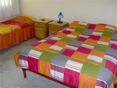 Grote foto .bed breakfast lima peru aan het strand. vakantie bed breakfasts en pensions