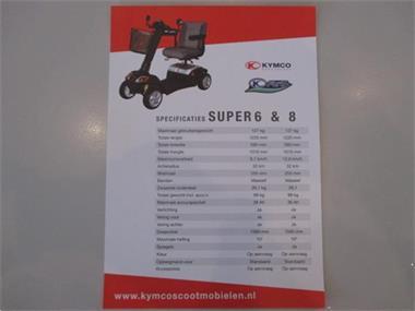 Grote foto nieuwe kymco scootmobiel 4 wielig diversen brommobielen en scootmobielen