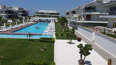 Grote foto 2 slaapkamer appartement met zeer ruime tuin vakantie turkije