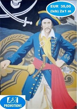 Grote foto huren schatkist piraten aankleding huren amsterdam diversen overige diversen