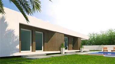 Grote foto altea nieuwbouw villa met zwembad te koop vakantie spaanse kust