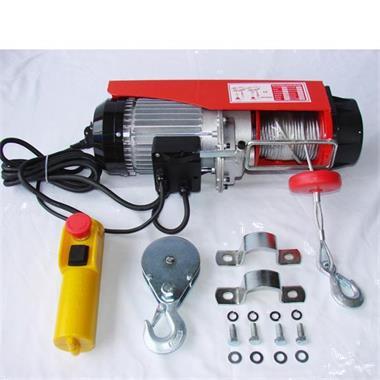 Grote foto elektrische takel lier hijstakel takel pa990 doe het zelf en verbouw gereedschappen en machines