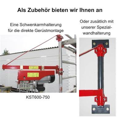 Grote foto elektrische takel lier hijstakel takel pa600 doe het zelf en verbouw gereedschappen en machines