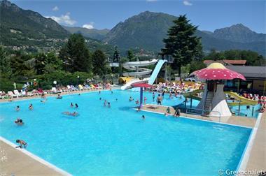 Grote foto greenchalets lago di lugano porlezza vakantie italie
