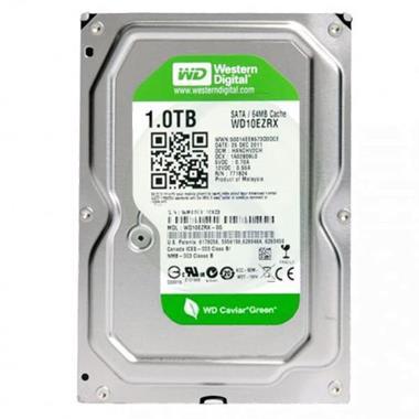Grote foto 1.0tb wd green harde schijf 3.5 inch sata. computers en software harde schijven