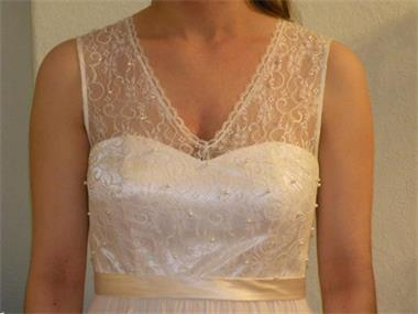 Grote foto trouwjurk maat 38. nieuw. kleding dames trouwkleding