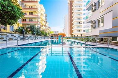 Grote foto mahmutlar appartementen 200m van strand huizen en kamers nieuw buiten europa