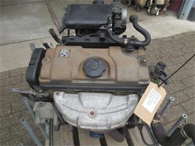 Grote foto peugeot 206 1.4 automaat 2001 motorblok auto onderdelen motor en toebehoren