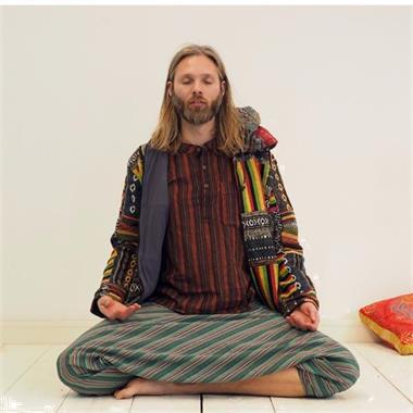 Grote foto meditatiekleding van patipada diversen overige diversen
