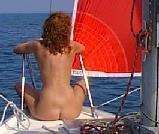 Grote foto actief meezeilen kroatie. thema week naturisme vakantie kroati