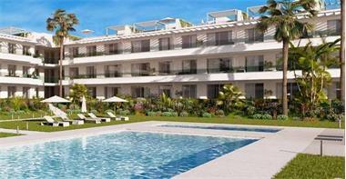 Grote foto nieuwe moderne appartementen estepona vakantie spaanse kust