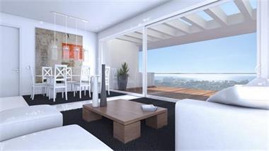 Grote foto moderne appartementen nabij strand estepona vakantie spaanse kust