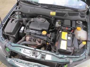 Grote foto opel astra 1.6 8v automaat 1998 onderdelen auto onderdelen carrosserie en plaatwerk