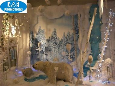 Grote foto huren arrensledes winterwonderland figuren utrecht diversen kerst