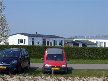 Grote foto luxe 4p 2slk stacaravan 500m van noordzeestrand vakantie nederland zuid