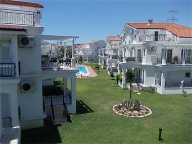 Grote foto turkije side bemeubeld penthouse 3 slp 3badk huizen en kamers bestaand europa