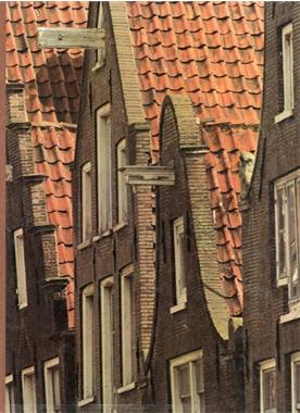 Grote foto amsterdam by hans koning in het engels boeken geschiedenis regio