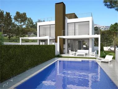 Grote foto one of two semi detached villa s huizen en kamers half vrijstaand