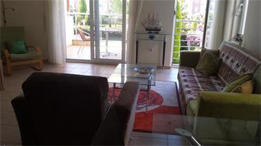 Grote foto direkt in side 2 slaapkamer appartement vakantie turkije