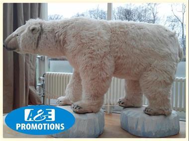 Grote foto grote ijsberen verhuur gelderland 0599 416200 diversen kerst