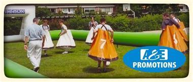 Grote foto zeskamp spelen verhuur groningen friesland diensten en vakmensen bedrijfsuitjes