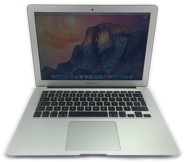 Grote foto macbook air 13 inch refurbished computers en software apple
