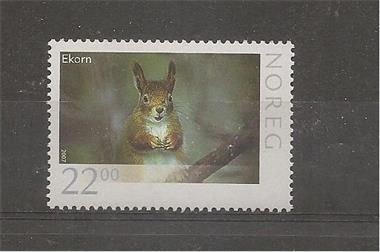 Grote foto noorwegen fauna postzegels en munten scandinavi