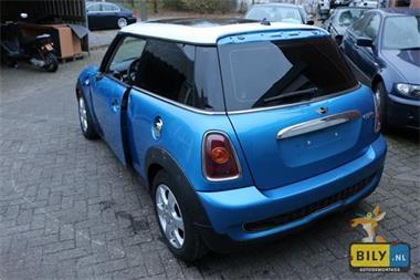 Grote foto bily mini cooper s r56 1.6 coupe 2006 interieur auto onderdelen remdelen