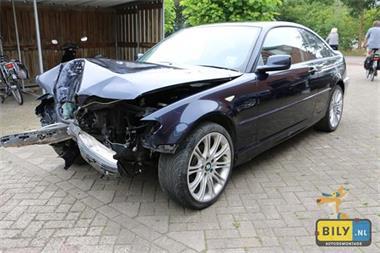 Grote foto bmw e46 318ci coupe 2003 orientblau bily enter auto onderdelen dashboard en schakelaars