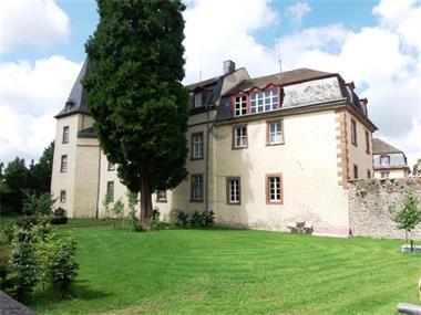 Grote foto uniek vakantiehuis 14 pers naast prachtig kasteel vakantie duitsland west