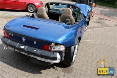 Grote foto sloperij bily enter bmw e36 z3 roadster demontage auto onderdelen motor en toebehoren