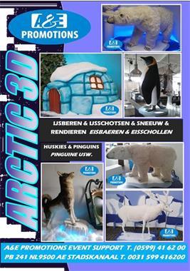 Grote foto huur ijsrotsen sneeuwpanters verhuur 0599 416200 diensten en vakmensen entertainment