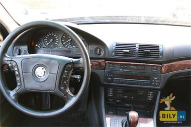 Grote foto bily enter ter demontage bmw e39 528i sedan 1995 auto onderdelen dashboard en schakelaars