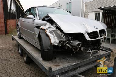 Grote foto bily bmw e46 m3 s54 3.2 cabrio 2002 in onderdelen auto onderdelen remdelen