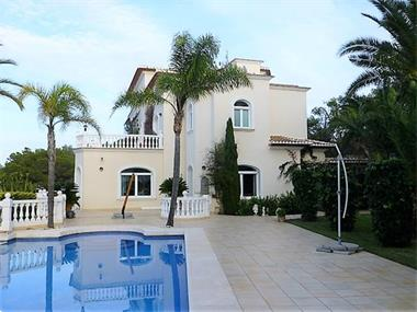 Grote foto a very luxury villa in portichol j vea huizen en kamers vrijstaand
