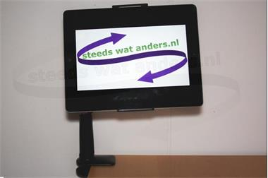Grote foto flexibele tablethouder telecommunicatie overige telecommunicatie