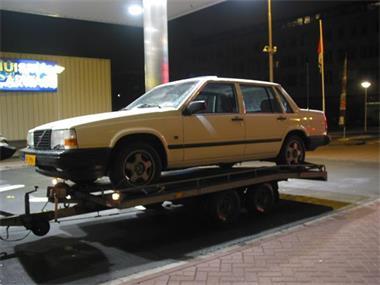 Grote foto autoambulance autotransporter trailer te huur diensten en vakmensen verhuur auto en motor